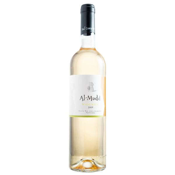 Vinho Branco - Al-mudd Viognier 2019 - Vinho Regional Algarve