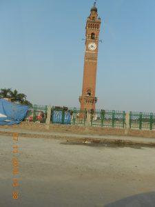 Ghanta Ghar, Clock Tower, Lucknow