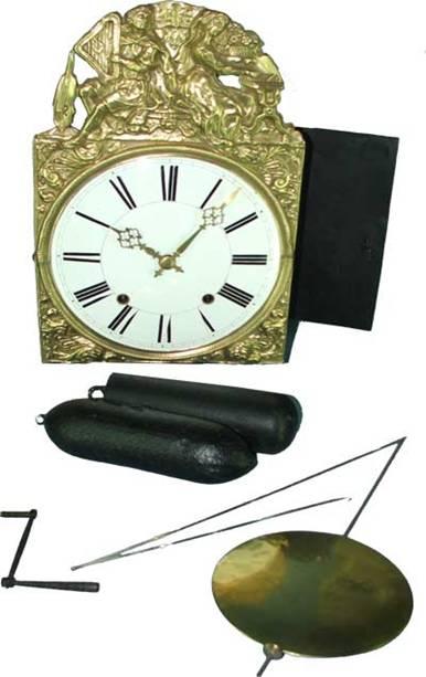 Comment Dater Une Horloge Comtoise : comment, dater, horloge, comtoise, L'HISTOIRE, L'HORLOGE, COMTOISE