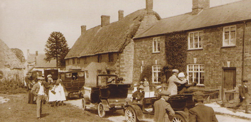 Church Street Old Photo