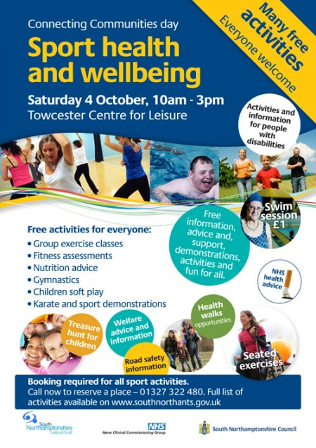Sport Health and Wellbeing event SNC-2a