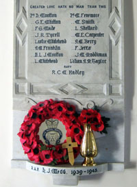 Sulgrave-Church-War-Memorial12