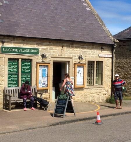 Sulgrave Village Shop