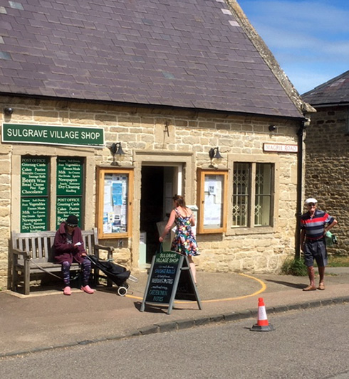 Sulgrave Village Shop