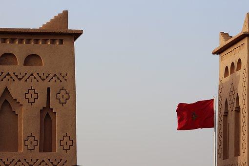 bandiera marocco significato