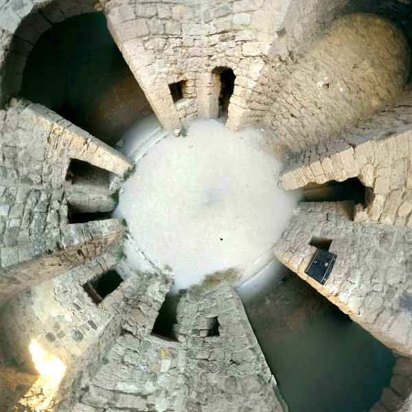 castello crociato