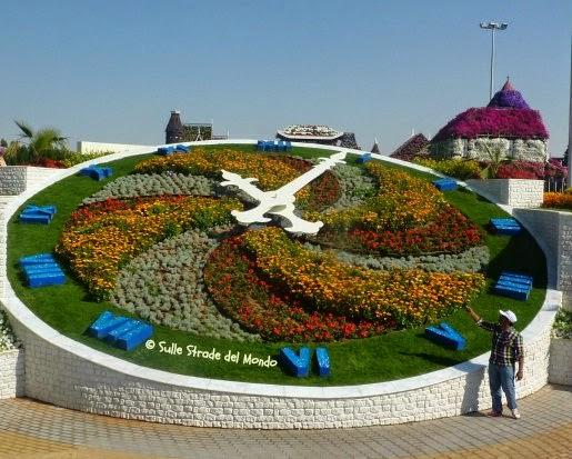 giardino fiori Dubai