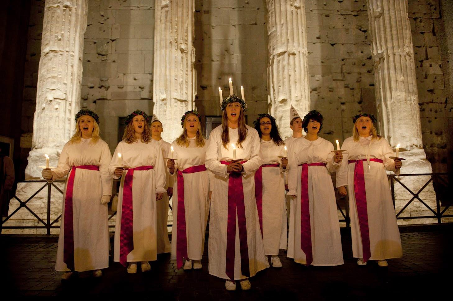 Santa Lucia a Roma