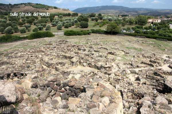Il villaggio di capanne di Barumini