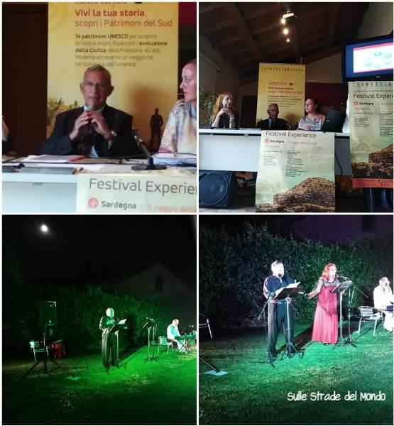 Convegni, spettacoli e cultura allìUnesco Festival Experience