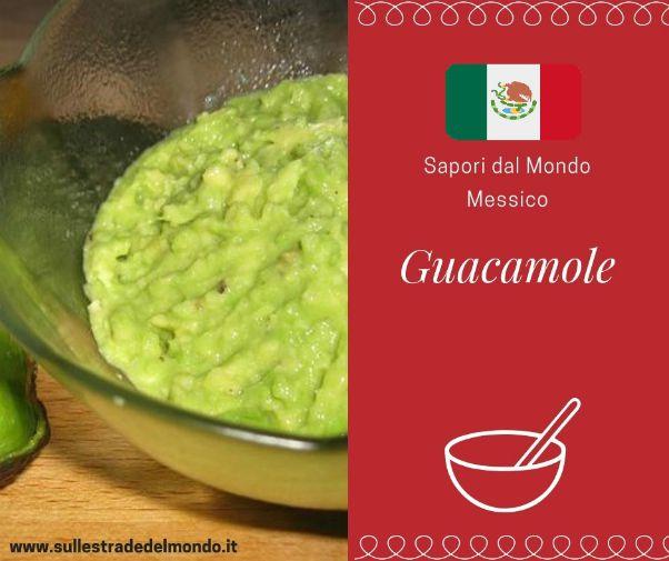 Guacamole, la ricetta