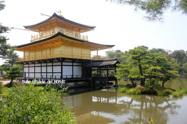 Kyoto, il Padiglione d'Oro