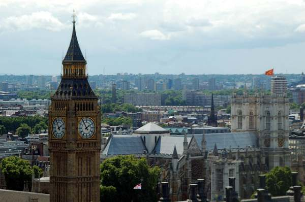 La Londra di Mary Poppins