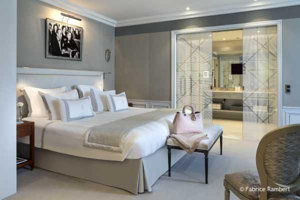 Suite Dior, una delle stanze