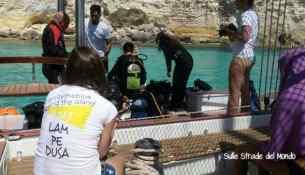 lampedusa diving