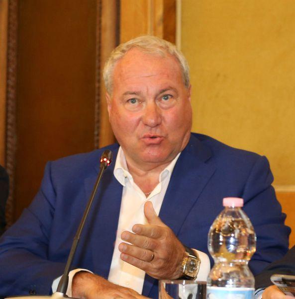 Giuseppe Ira, Presidente dell'Associazione dei Parchi Permanenti Italiani