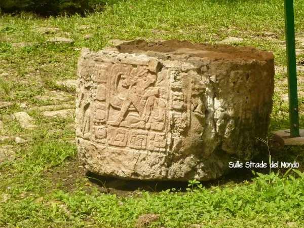 giaguardo Yaxchilán