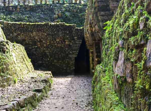 labirinto messico