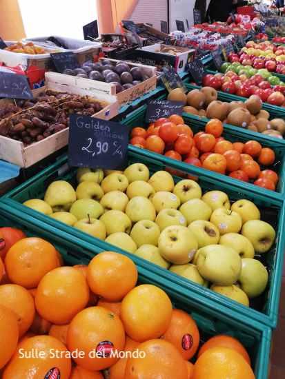 Marche Forville frutta