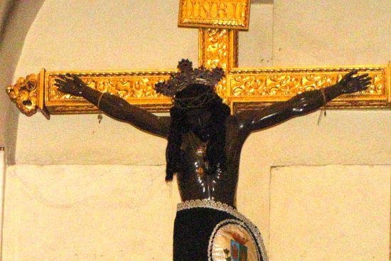 Cristo de las Ampollas Merida
