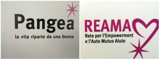 Pangea e Reama organizzatori mostra