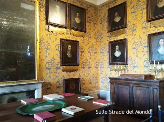 sala delle monache