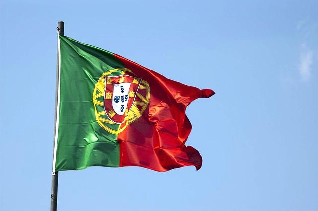 la bandiera portoghese più grande è al Parque Eduardo VII di Lisbona