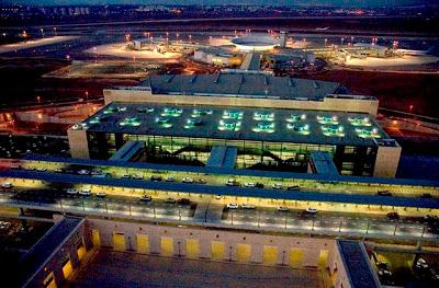 Tel aviv aeroporto internazionale Ben Gurion