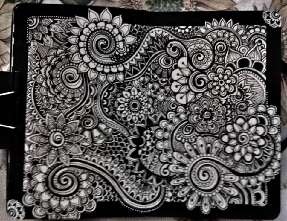 bianco e nero  sulletraccedelbianconiglio