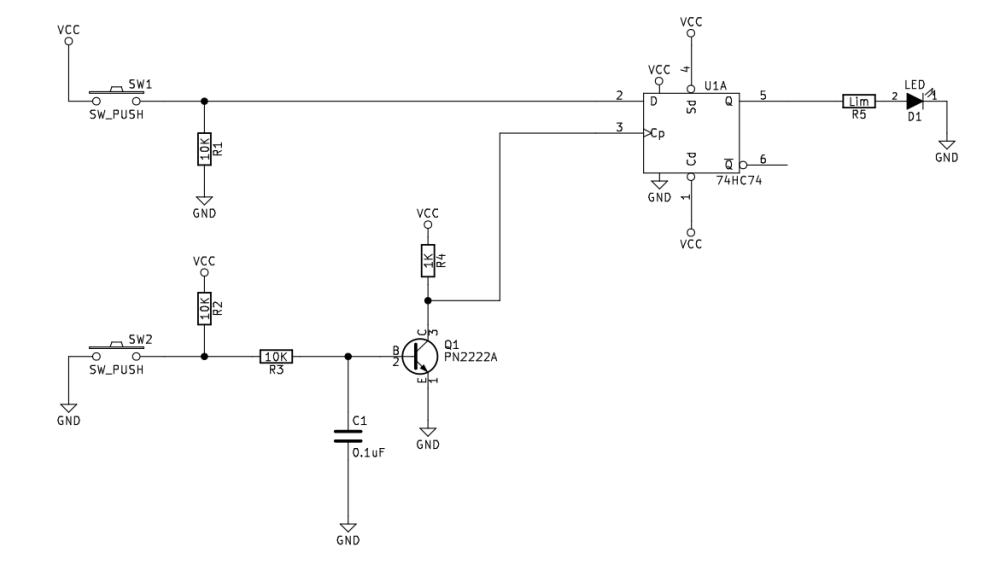 medium resolution of flip flop diagram 74hc74 wiring diagram schema d flip flop 74hc74 circuit sully station technologies flip
