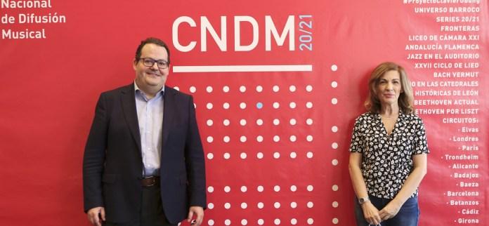 Presentación de la Temporada 20/21 del CNDM