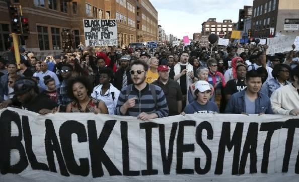 Demonstrasi BLM di AS