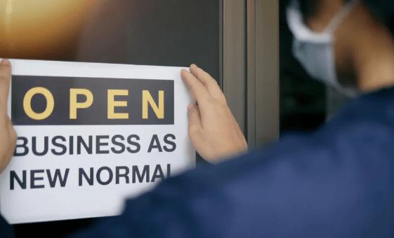 Ilustrasi Bisnis saat New Normal