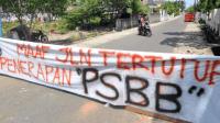 Ilustrasi Penerapan PSBB