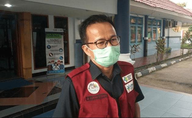 Kepala Balai Besar Laboratorium Kesehatan (BBLK) Makassar dr Aswan Usman