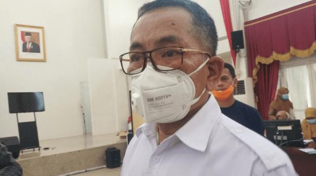 Kepala Dinas Kesehatan Sulsel dr M Ichsan Mustari MHM