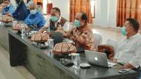 Kunjungan Tim Konsultan GTPP Covid-19 Sulsel ke Luwu Timur