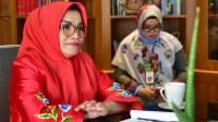 Bunda Pendidikan Anak Usia Dini (PAUD) Sulawesi Selatan Lies F Nurdin.