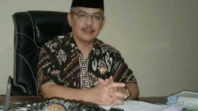 Direktur RSUD Syekh Yusuf Gowa, dr. Salahuddin