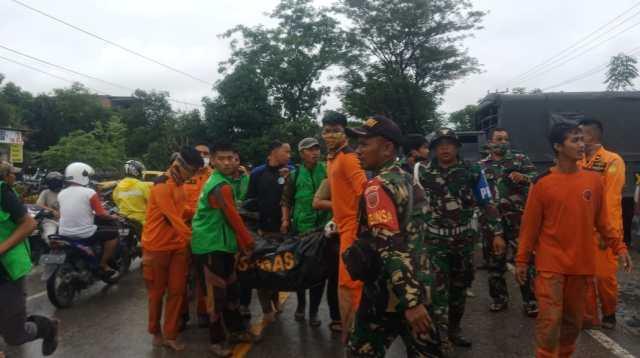 Kondisi Pasca Banjir Bandang di Luwu Utara