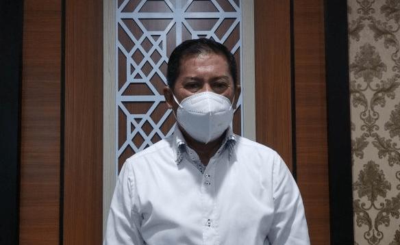 Direktur RSUD Labuang Baji Makassar dr Mappatoba
