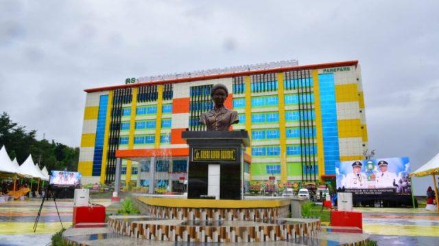 Rumah Sakit Regional Ainun-Habibi di Kota Parepare