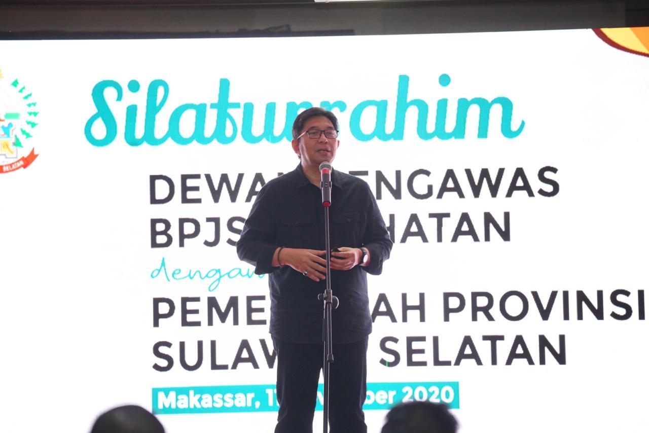Ketua Dewan Pengawas BPJS Kesehatan, Chairul Radjab Nasution