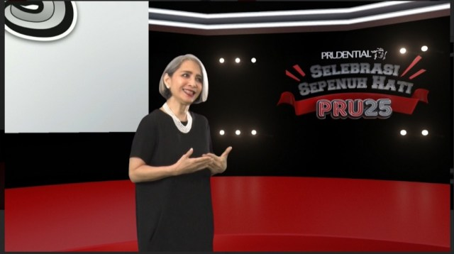 Government Relations and Community Investment Director Prudential Indonesia Nini Sumohandoyo