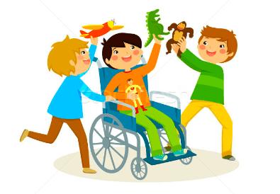 Ilustrasi pasien penderita Cerebral Palsy