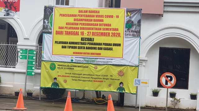 Pengadilan Negeri (PN) Kota Makassar
