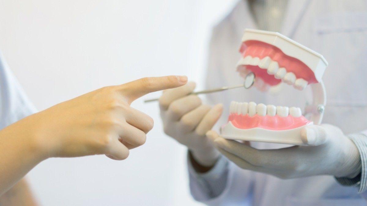Ilustrasi penelitian kesehatan gigi