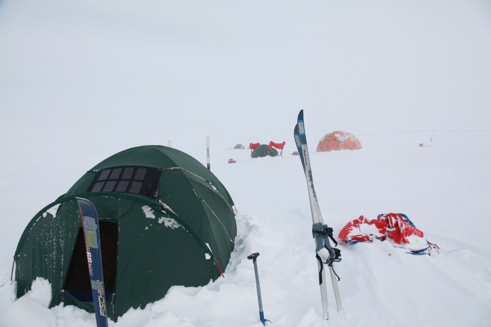 Day 8: South Pole Expedition (3/3)