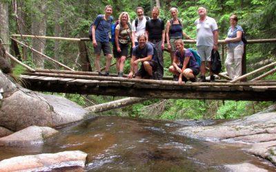 Bulgaria goup hike | Arjan Schuiling