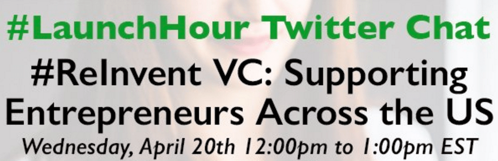 Launch Hour April Twitter Graphic